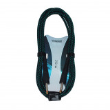 Інструментальний кабель Bespeco RA300 Чорно-зелений