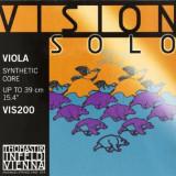 Комплект струн для альта Thomastik Vision Solo VIS200 Струни для альта Thomastik VIS200