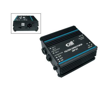 DI-Box Passive Gatt Audio DIP-01