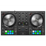 DJ-controllers Native Instruments Traktor Kontrol S2 Mk3