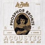 Acoustic Guitar Strings LaBella L-7GPS