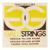 Ukulele Strings Galli G216 G216Y - Yellow