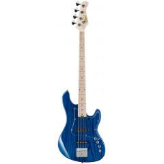 Бас-гітара Cort GB74JJ (Aqua Blue)