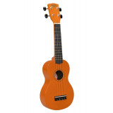 Ukulele Korala UKS-30 + bag (Orange)