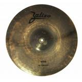 Тарілка для барабанів Zalizo Crash 16