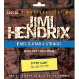 Струни для бас-гітари JIMI HENDRIX 1201 SL