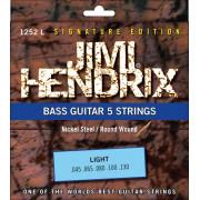 Струни для бас-гітари Jimi Hendrix 1252 L