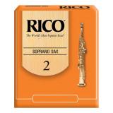 Тростини для сопрано-саксофона Rico серія RICO (1 шт.) #2.0