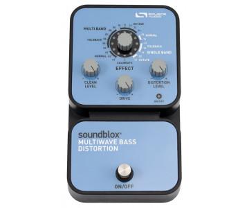 Bass Pedal Source Audio Soundblox SA125 Multiwave Bass Distortion