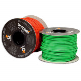 Microphonic cable of Bespeco Bespeco Bofors  SF Green