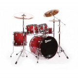 Ударна установка Premier 64899-25 XPK Stage 20 LACQUER + Набір стійок Premier 5864, APK/XPK Hardware Pack (3000 Series) Tequila Fade