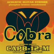 Струни для акустичної гітари Cobra CAPB-12-M