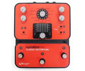 Гітарна педаль ефектів Source Audio SA142 Soundblox Pro Classic Distortion