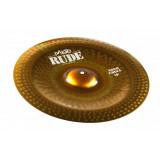 Тарілка для барабанів Paiste RUDE Novo China 18