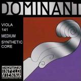 Комплект струн для альта Thomastik Dominant 141 Струни для альта Thomastik 141