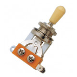 Switch 3-position toggle switch ivory