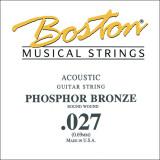Струна для акустичної гітари Boston BPH-027