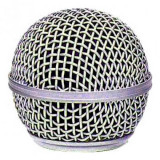 Wire mesh for microphone SM58 type