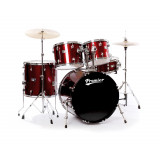 Drum set Premier 6099-27 -S Olympic STAGE22 WineRed