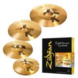 Набір тарілок для барабанів ZILDJIAN K SERIES 5 PACK (+18 CRASH)