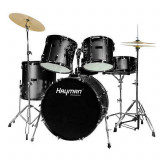 Drum Kit Hayman HM-400 Black