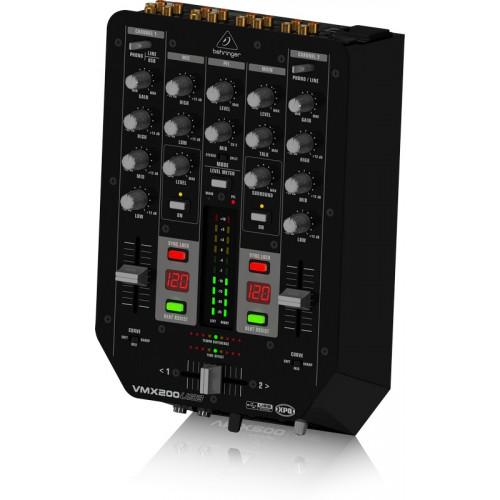 Мікшерний пульт для DJ Behringer VMX200USB