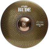 Тарілка для барабанів Paiste RUDE Power Ride 22