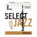 Тростини для альт-саксофона Rico Select Jazz 2 Medium, набір 10 шт.