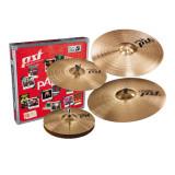 Набір тарілок для барабанів Paiste 5 Universal Set + Crash 18