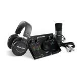 Аудіоінтерфейс M-Audio AIR 192|4 Vocal Studio Pro