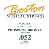 Струна для акустичної гітари Boston BPH-052