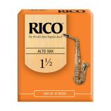 Тростини для альт-саксофона Rico серія RICO (10 шт.) #1.5