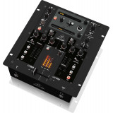 Mixing Console for DJ Behringer NOX202
