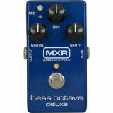 Педаль ефектів Dunlop MXR Bass Octave Deluxe