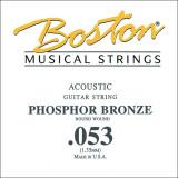 Струна для акустичної гітари Boston BPH-053