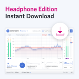 Software Sonarworks Reference 4 Headphone Edition (download only)