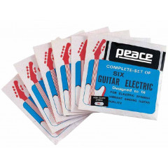 Electric Guitar Strings PEACE GES-1