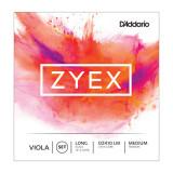 Струни для альта D'addario Zyex DZ410 DZ410 LM