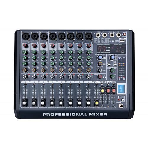 Мікшерний пульт Maximum Acoustics CONCERTMIX.8