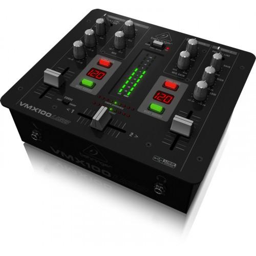 Мікшерний пульт для DJ Behringer VMX100USB