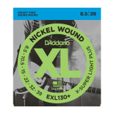 Струни для електрогітари D'addario XL Extra Super Light EXL130+ Extra Super Light Plus