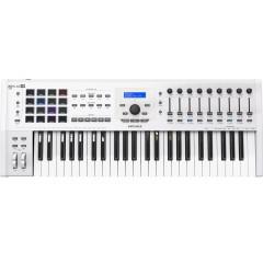 MIDI-клавіатура Arturia KeyLab 49 MkII (White)