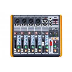 Мікшерний пульт Maximum Acoustics Mixaplay.6