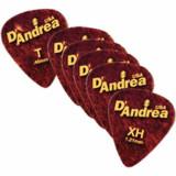 Медіатори в наборі D'Andrea 11-351 Gauged 351 SHL/432 шт