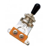Switch 3-position toggle switch black