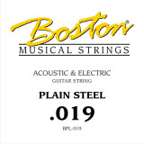 Струна для акустичної або електрогітари Boston BPL-019