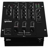 Professional DJ Mixer Gemini PS-3