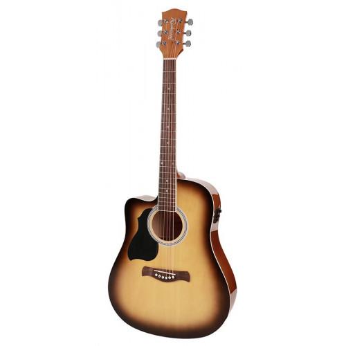 Електроакустична гітара Richwood RD-12LCESB