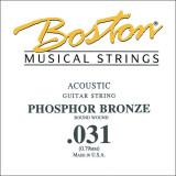 Струна для акустичної гітари Boston BPH-031