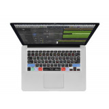 Накладка на клавиатуру KB Cover Logic Pro X Keyboard Cover MacBook/Air 13/Pro (2008+)